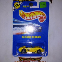 Jual Hot Wheels Classic Ferrari 10 Speed Point Murah