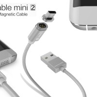Jual NEW ORIGINAL WSKen X CABLE MINI 2 ( 2 IN 1 ) MAGNETIC CHARGER Murah