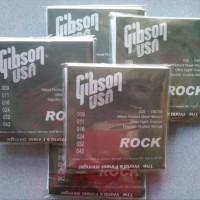 senar gitar PACKING GIBSON USA ( akustik & elektrik )