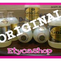 Jual GOLD G HERBAL Jelly Gamat ORIGINAL Tutup Coklat 320ml Murah