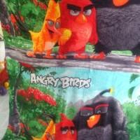 Jual SELIMUT TANPA CAP ANGRY BIRD 150 MURAH  Murah