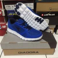 Sepatu Original Diadora Running Bebe Blue/Navy DIAX6F1205LN