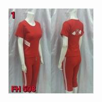 Jual Baju Senam / Sportwear FH 508 Murah