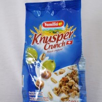 Jual Sereal muesli Familia rasa Knusper Crunch 500g sereal toasted granola Murah