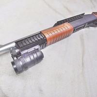 Sport K7G Shotgun Spring Mainan Kokang