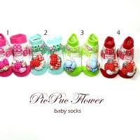Jual Picpuc Socks Flower (kaoskaki bayi PICPUC) Murah