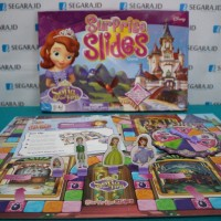 Jual Board Game - Surprise Slides Game Sofia The First by Disney Murah