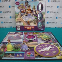Jual Board Game - Monopoly Junior Sofia The First by Disney Hasbro Murah