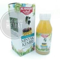 Sari Minyak Kemiri Plus Zaitun Al Khodry [Penumbuh Penyubur Rambut]