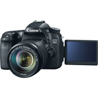 CANON EOS 70D + LENSA 18-200 IS BULT IN WIFI / KAMERA DSLR CANON 70D
