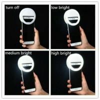 Jual LED Ring Light Selfie / Selfie Lamp / Lampu Selfie Cincin  Murah