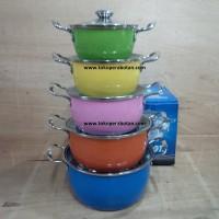 Jual OP2689 Panci Set Warna Kitchen House PI0494k KODE Bimb3166 Murah