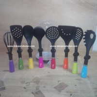 Jual OP2699 Oxone Rainbow Kitchen Tools Set Ox043 Sodet R KODE Bimb3176 Murah