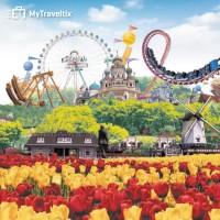 Tiket Masuk Everland Seoul - Korea Selatan (Dewasa)