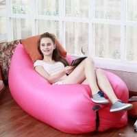 Jual Sofa Angin lazy sofa kursi malas kursi santai Air Bag sofa Pink Murah