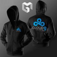 Hoodie Zipper Cloud 9 Hyper X Gaming