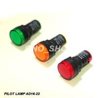Jual Pilot Lamp AD16-22 DC 24 Volt Berkualitas Murah