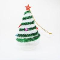 Jual Pohon Natal mini dan lampu hias (PN03) Murah