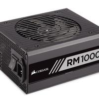 Corsair RM1000x — 1000 Watt 80 PLUS® Gold Certified Fully Modular