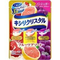 Mondelez Xylicrystal Fruit Assortment Permen Jepang