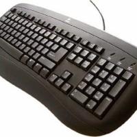 Jual Keyboard Kbs-720 Ps2 Black A4tech Murah
