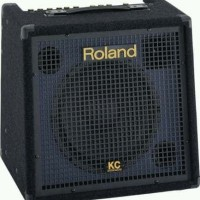 AMPLIFIER Keyboard ROLAND KC 350 (BARU / NEW)