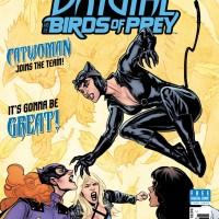 Jual DC COMICS : BATGIRL AND THE BIRDS OF PREY # 12 SEPTEMBER 2017  Murah