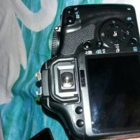 kamera DSLR canon eos 450D full efek