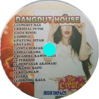 CD AEROBIC DANGDUT HOUSE HIGH IMPACT