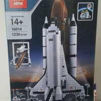 Jual Sale Bricks blocks super besarrr Shuttle Expedition Pesawat starwars L Murah