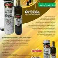 Jual minyak zaitun orkide extra virgine olive 500 ml Murah