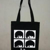 Jual tote bag The Beatles Murah
