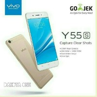 HP VIVO Y55S NEW 4G LTE LAYAR 5.2 INCH OS MARSHMELLOW