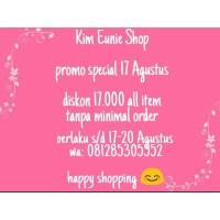 Promo Kim Eunie Shop special 17 agustus 2017
