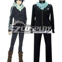 SET COSTUME COSPLAY NORAGAMI YATO