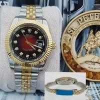 Jam tangan wanita rolex vintage style