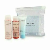 Jual LANEIGE NEW CLEANSING TRIAL KIT (3ITEMS) Murah