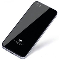 Aluminium Tempered Glass Hard Case Xiaomi Mi5 - Casing Smartphone HP