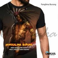 Kaos Full Print Original Umakuka - Panglima Burung