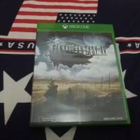 Jual BD Final Fantasy XV / FFXV Xbox one Murah