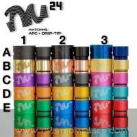 Matching AFC+Drip-Tip TM24