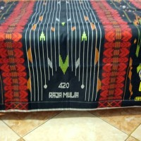 Sarung Tenun Sutera Raja Mulia 420 Exclusive setara tamer bhs sgt ski