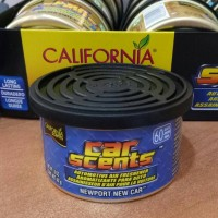Jual Car Scents California Scents Newport New Car Parfum Mobil Murah