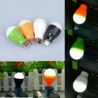Jual lampu led bohlam USB Murah