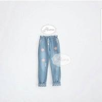 Jual bordir jeans baggy Murah
