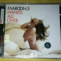 Jual CD MAROON 5 - Hands All Over Murah