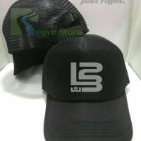 Topi Trucker Lebron James NBA Basketball - Reove Store