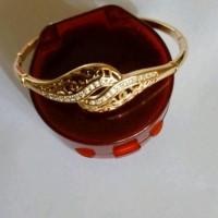 Jual preloved perhiasan lapis emas set xuping (gelang,kalung,anting) Murah