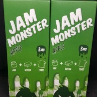 Jam monster APPLE Nic 3mg