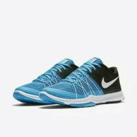 Nike original Zoom Train Incridibly Fast Blue Glow White Light